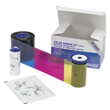 Cassete Fita Cores YMCKT p/ DS1/ DS2 - 20717066
