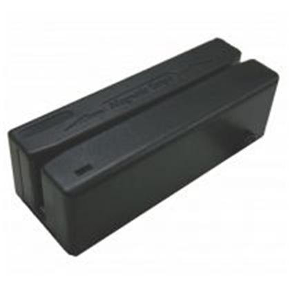 Leitor Cartões Magnéticos Preto USB Pistas 1/2/3 p/CZAR - 31068152
