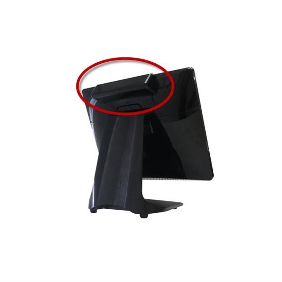 Visor Cliente Preto 2x20 USB/RS232 p/ POS Storm - 31074070